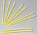 クリーンルーム用の綿棒スワブです。クリーンルーム内での非常に細かい部分のワイピング作業に最適です。